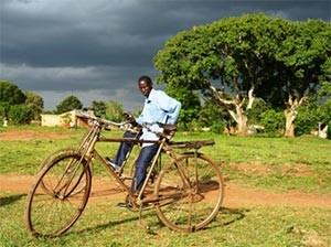 Weltwärts Freiwilligendienst Uganda - Fabia Fahrrad Organisation